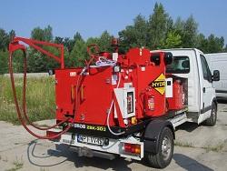 Cracksealing machine HYDROG ZSK-300