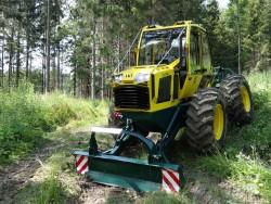 Горски колесен трактор LKT 60