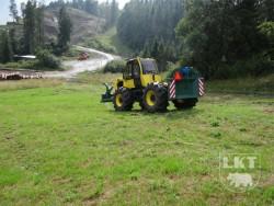 Горски колесен трактор LKT 130 ITL