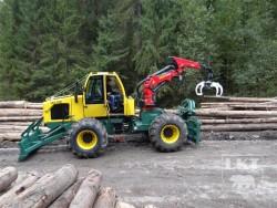 Горски колесен трактор LKT 150