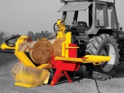 Хоризонтална цепачка за дървен материал RABAUD F31 HORIZONTAL