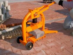 Optimas гилотина за рязане на тротоарни плочки
