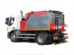 Топлински асфалтни контејнери HYDROG TR 4H