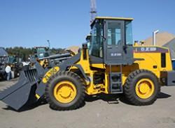 Wheel loader ZL30G - 2007 (unused) - 39 890 euro