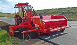 Road widener HYDROG DG-3000