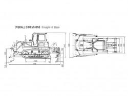 Булдожер SHANTUI SD16-3