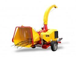 RABAUD Машини за раздробяване на дървесен материал
