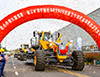 XCMG GR5505 Super-large Mining Graders Are Delivered in Batches to China Energy